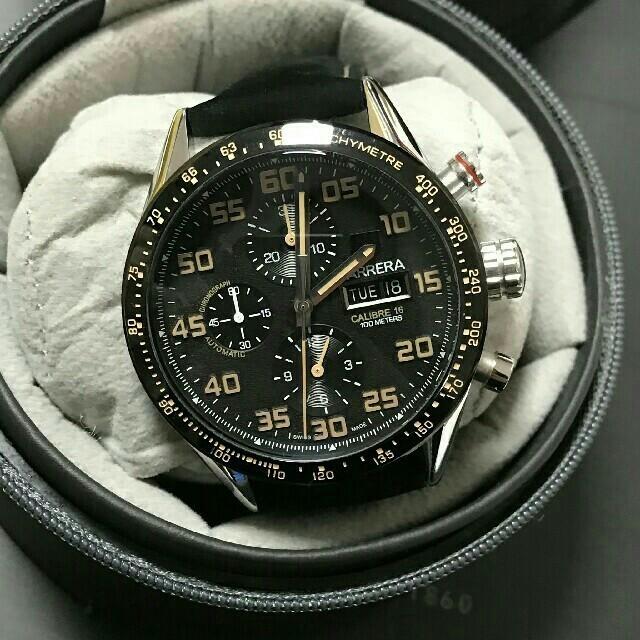 スーパーコピー優良店 | TAG Heuer - TAG HEUER メンズ 腕時計 タグホイヤー カレラ クロノグラフの通販 by マツモト's shop|タグホイヤーならラクマ