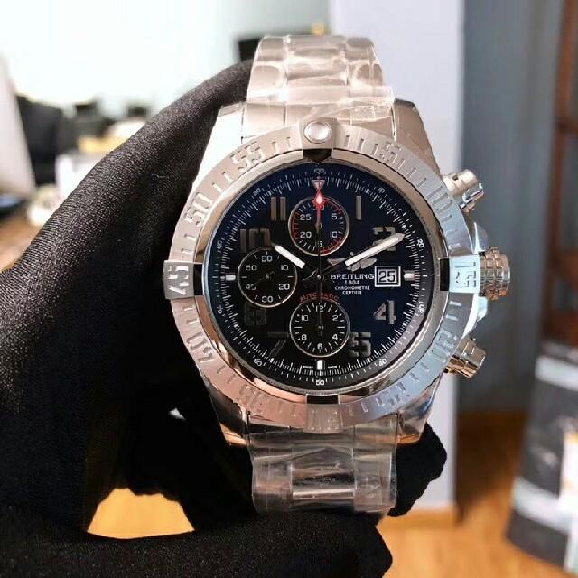 時計コピー優良店 - BREITLING - ブライトリングアベンジャースカイランドA1338012プラックアラビアの通販 by マツモト's shop|ブライトリングならラクマ