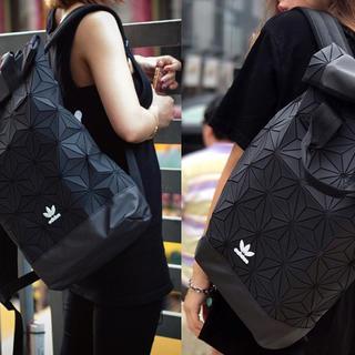 adidas - アディダスオリジナルス  3D バックパック 黒 DH0100