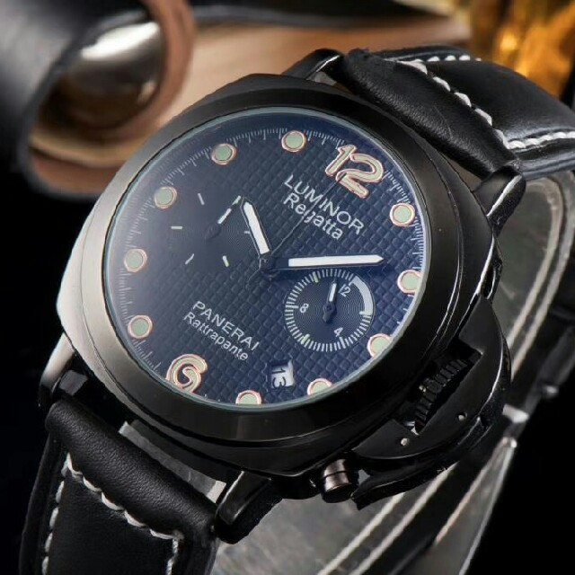 ドゥ グリソゴノ 時計コピー 買ってみた - PANERAI - PANERAI パネライタイプ 腕時計の通販 by 太田's shop|パネライならラクマ