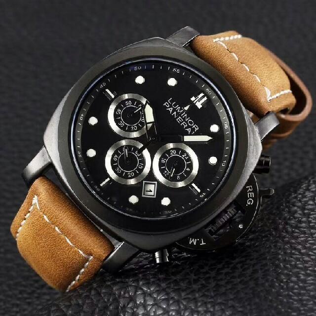 クロムハーツキャップ通販 / PANERAI - PANERAI パネライタイプ 腕時計の通販 by 太田's shop|パネライならラクマ