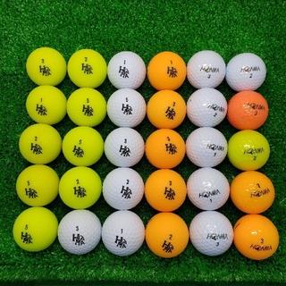 ホンマゴルフ(本間ゴルフ)のHONMA  Mix 30球 ロストボール(その他)