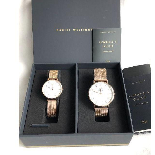 フランクミュラースーパーコピー時計修理 | Daniel Wellington - ダニエルウェリントン 腕時計 CLASSIC 2点ペアセット ギフトボックスの通販 by Ma'LA|ダニエルウェリントンならラクマ