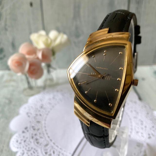 スーパーコピー時計 販売優良店 、 Hamilton - 【希少】HAMILTON ハミルトン 腕時計 ベンチュラ 6108 復刻の通販 by soga's shop|ハミルトンならラクマ