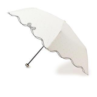アフタヌーンティー(AfternoonTea)の折りたたみ 傘 日傘 雨傘 兼用 wpc.(傘)