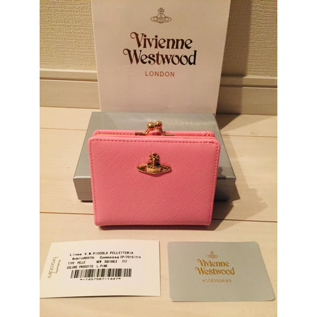Vivienne Westwood - ヴィヴィアンウエストウッド 財布 3つ折りの通販 by tamsik17's shop|ヴィヴィアンウエストウッドならラクマ