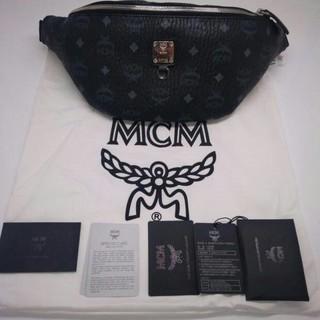 MCM - MCM★モノグラム ベルトポーチ ウエストポーチ