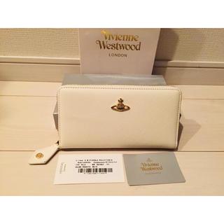 ヴィヴィアンウエストウッド(Vivienne Westwood)のヴィヴィアンウエストウッド 長財布 財布 ラウンドファスナー(財布)
