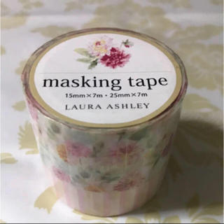 ローラアシュレイ(LAURA ASHLEY)のLAURA ASHLEY   マスキングテープ (カード/レター/ラッピング)