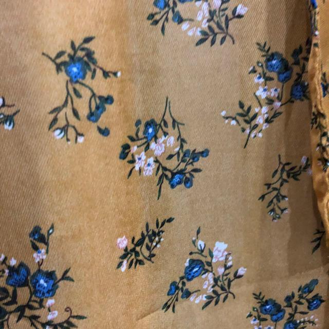 EDITO 365(エディトトロワシスサンク)のRe:EDIT  ロングカーデ  花柄 レディースのワンピース(ロングワンピース/マキシワンピース)の商品写真