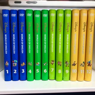 DWE  Straight-PIay 1〜12 DVD(知育玩具)