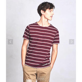 アルモーリュックス(Armorlux)のArmor lux  ボーダーTシャツ 新品 アルモーリュクス(Tシャツ/カットソー(半袖/袖なし))