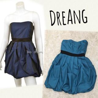 kariang - DreAng♡ベアミニドレス タックバルーンリピート kariang