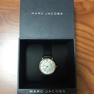 マークジェイコブス(MARC JACOBS)のMARC JACOBS 革ベルト時計(腕時計)