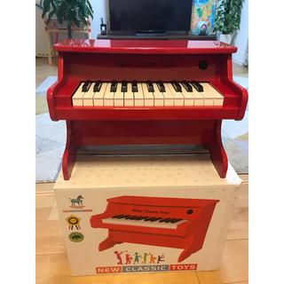 ヤマハ(ヤマハ)のみい様専用 ニュークラシックトイズ 木製ミニピアノ おもちゃ(楽器のおもちゃ)