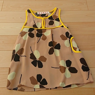 マルニ(Marni)のMARNI KIDS ワンピース 子供服(ワンピース)