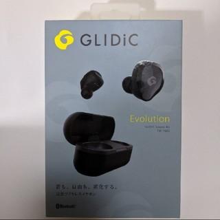 ソフトバンク(Softbank)のGLIDic Evolution アーバンブラック(ストラップ/イヤホンジャック)