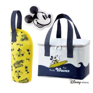 ディズニー(Disney)のスプリング付録 ミッキーマウス 夏の保冷3点セット(ファッション)