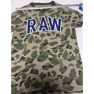 ジースター(G-STAR RAW)の正規品 g-star ジースター カモフラージュTシャツ(Tシャツ/カットソー(半袖/袖なし))