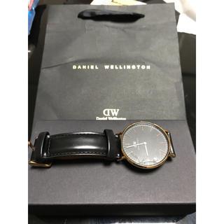 ダニエルウェリントン(Daniel Wellington)のジャンク 40㎜  ダニエルウェリントン腕時計   DW127(腕時計(アナログ))