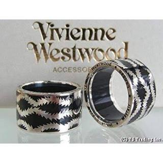 ヴィヴィアンウエストウッド(Vivienne Westwood)のVivienne Westwood スクイグル リング(リング(指輪))