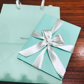 ティファニー(Tiffany & Co.)の【新品】ティファニー アルバム(アルバム)