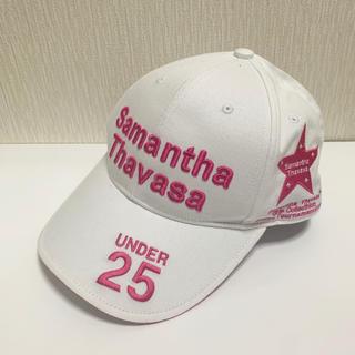 サマンサタバサ(Samantha Thavasa)のサマンサタバサLPGAキャップ(キャップ)