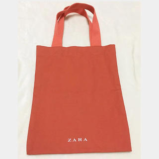ザラ(ZARA)のZARA エコバッグ(エコバッグ)