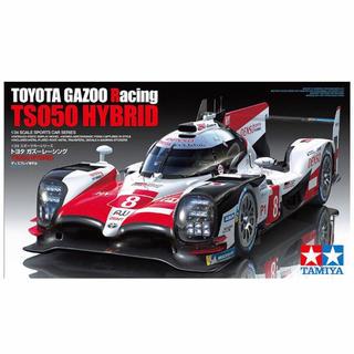 トヨタ(トヨタ)のタミヤ模型 トヨタ ガズーレーシング TS050 ハイブリッド  1/24(模型/プラモデル)