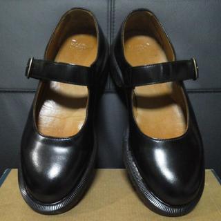 ドクターマーチン(Dr.Martens)の【専用】Dr.Martens INDICA UK5 黒 メリージェーン(ローファー/革靴)
