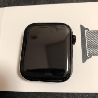 アップルウォッチ(Apple Watch)のApple Watch Series 4 (GPS + Cellular モデル(腕時計(デジタル))