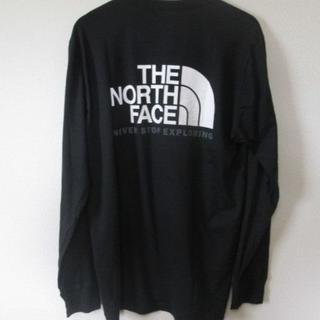 ザノースフェイス(THE NORTH FACE)の【最終価格】THE NORTH FACE ロンT(Tシャツ/カットソー(七分/長袖))