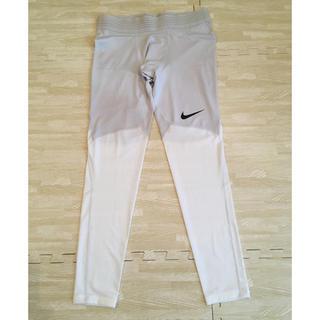 ナイキ(NIKE)の【新品】NIKE PRO leggings spats(レギンス/スパッツ)