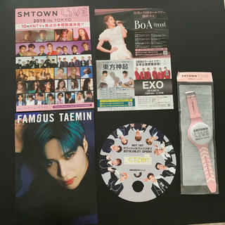 シャイニー(SHINee)のSMTOWN live2019(K-POP/アジア)