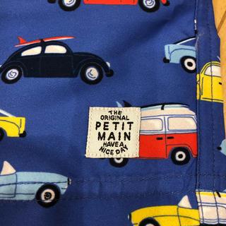 プティマイン(petit main)のプティマイン  水着 男の子 100 車 トラック(水着)