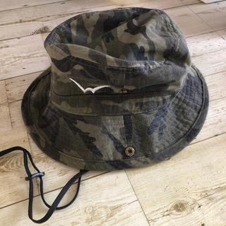 エドウィン(EDWIN)のキッズ 帽子 エドウィン 54cm(帽子)