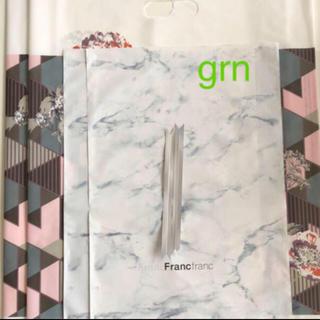 フランフラン(Francfranc)のフランフラン 手提げ袋&ギフト袋(ショップ袋)