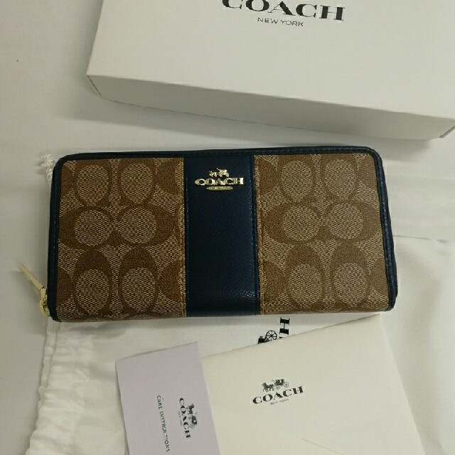 COACH - 大人気  COACH コーチ 長財布 小銭入れ52859の通販 by 希美's shop|コーチならラクマ