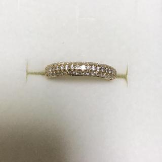 ヴァンドームアオヤマ(Vendome Aoyama)のk18 ダイヤ0.44パヴェリング ヴァンドーム(リング(指輪))