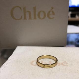 クロエ(Chloe)のリング クロエ 指輪 ピンク ピンクベージュ ゴールド(リング(指輪))