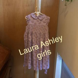LAURA ASHLEY - 美品❣️女児用ワンピース110-120