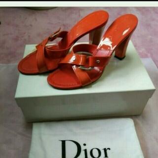 クリスチャンディオール(Christian Dior)のクリスチャン・ディオール サンダル 送料無料(サンダル)