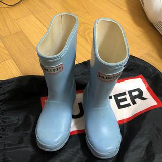 HUNTER - ハンター 長靴  13センチ