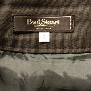 ポールスチュアート(Paul Stuart)の【追加画像】Paul Stuart ポールスチュアート プリーツスカート 毛(ひざ丈スカート)