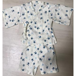 サンカンシオン(3can4on)の3can4on 甚平120cm(甚平/浴衣)