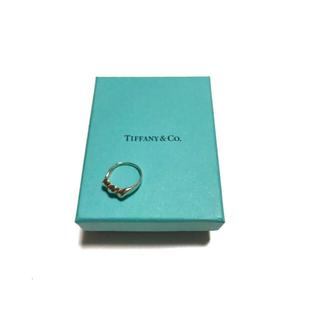 ティファニー(Tiffany & Co.)のtiffany ツイストリング 14k(リング(指輪))