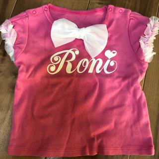 ロニィ(RONI)のTシャツ(その他)