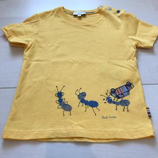 ポールスミス(Paul Smith)のポールスミス ジュニア キッズ 2a 90㎝ Tシャツ 働きアリ(Tシャツ/カットソー)