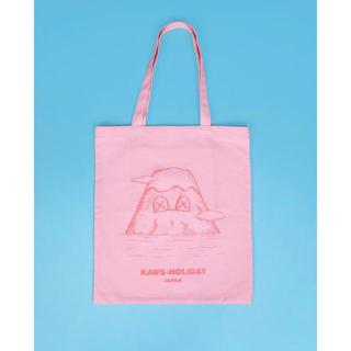 メディコムトイ(MEDICOM TOY)のKaws Holiday Japan カウズ 富士山 トートバッグTotebag(手袋)