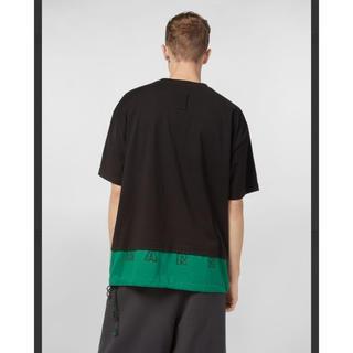 マルニ(Marni)のMARNI マルニ メンズ Tシャツ 新品 ロゴ切替(Tシャツ/カットソー(半袖/袖なし))